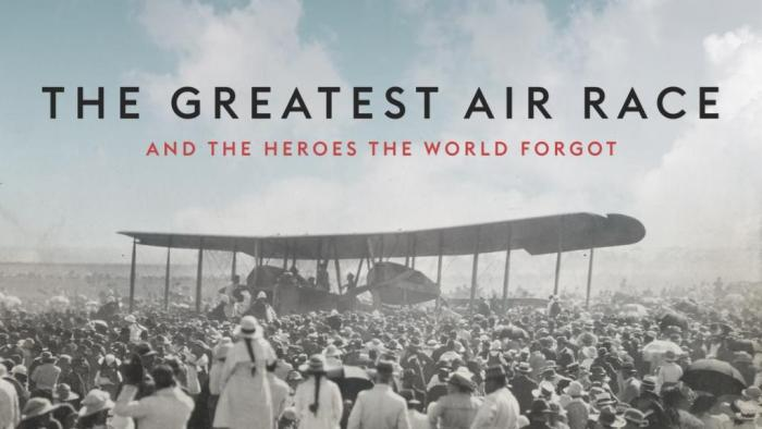 The Greatest Air Race (2019)