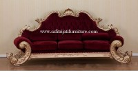 Sofa michael Jackson mewah | Safitri Jati Furniture