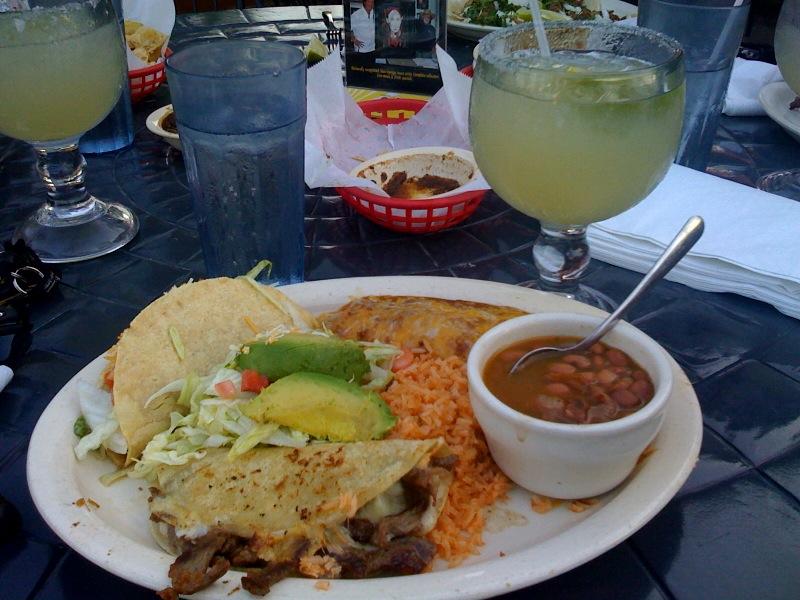 Taco Garage Restaurant Review San Antonio TX