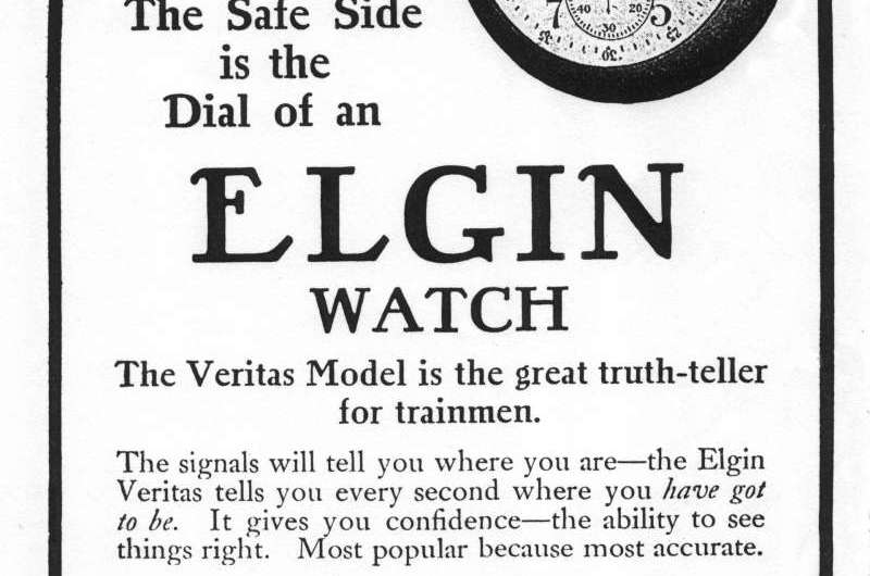 Elgin Veritas 23 Jewels