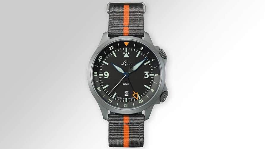 Laco Frankfurt GMT (English)