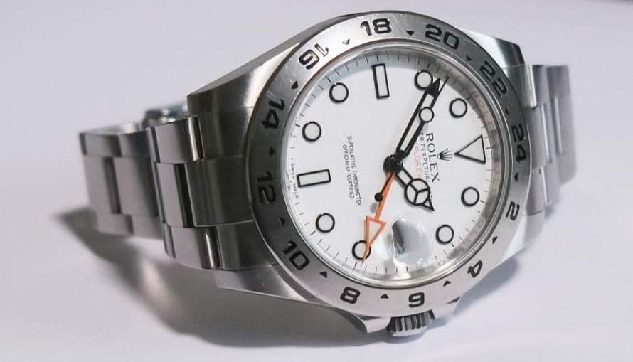 Rolex Explorer II: Herramienta, No Sólo Imagen
