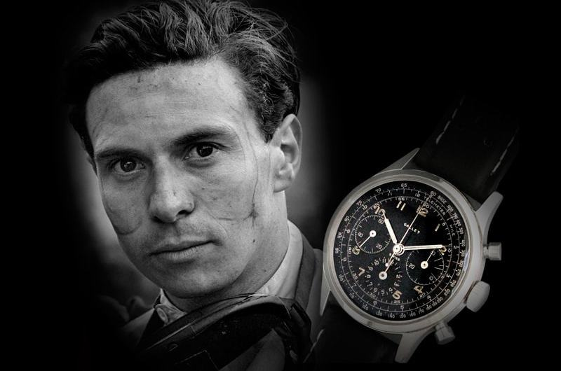 Racing Watches: Gallet & Jim Clark