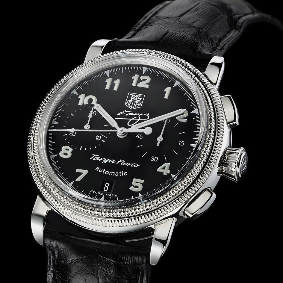 Racing Watches: Introducción Heuer