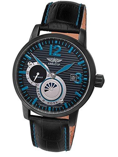 Relojes Aviator, un diseño ruso para llegar a lo más alto