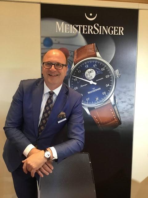 A Few Minutes With MeisterSinger's John van Steen