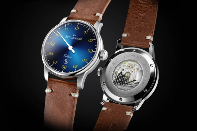 Introducing – The MeisterSinger City Edition 2020