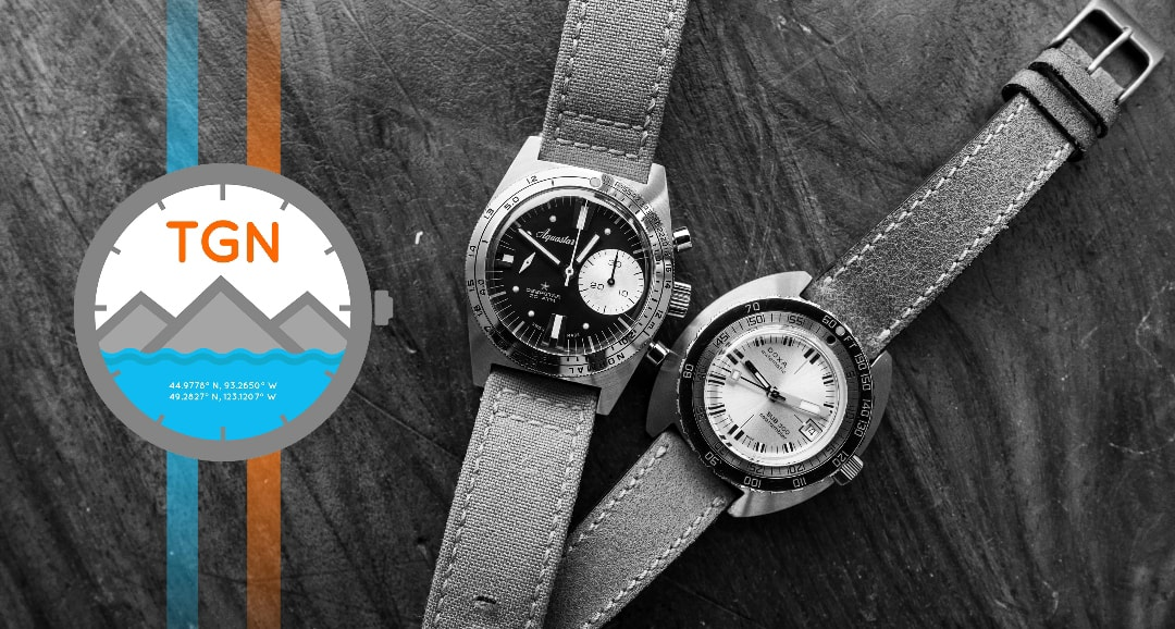 The Grey NATO: Episode 128: Aquastar, Doxa, And Hayabusa Swaps With Rick Marei