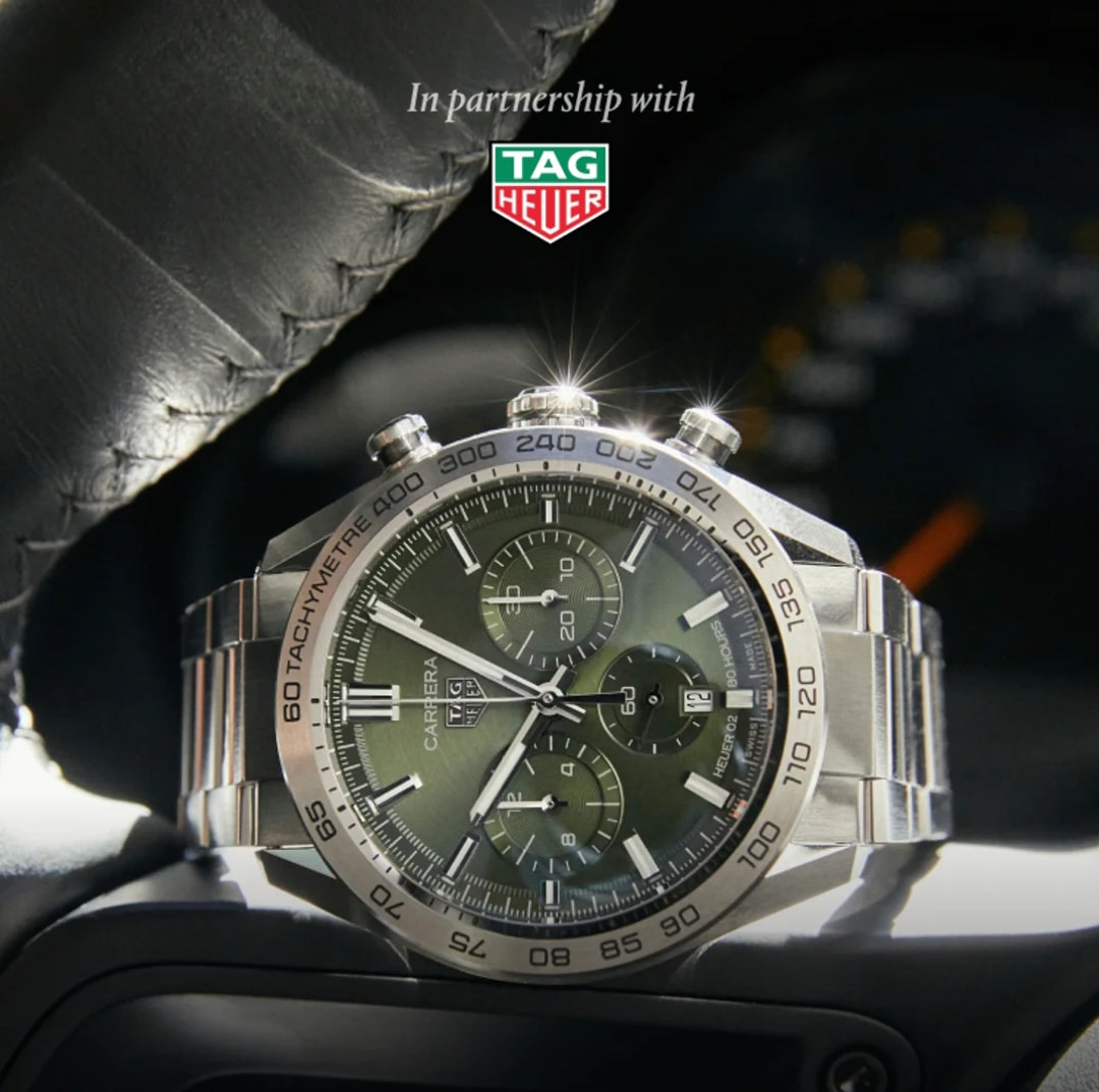 In Partnership – Perpetual Innovation: The TAG Heuer Carrera