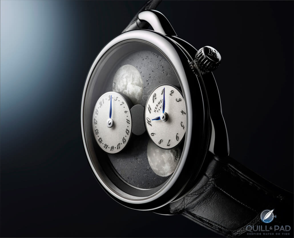 Hermès New Watches For 2020 Featuring The Daringly Different Aaaargh! (Video)