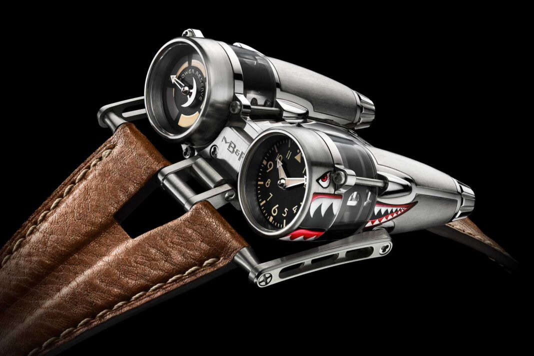 Introducing the MB&F HM4 Kittyhawk Pièce Unique