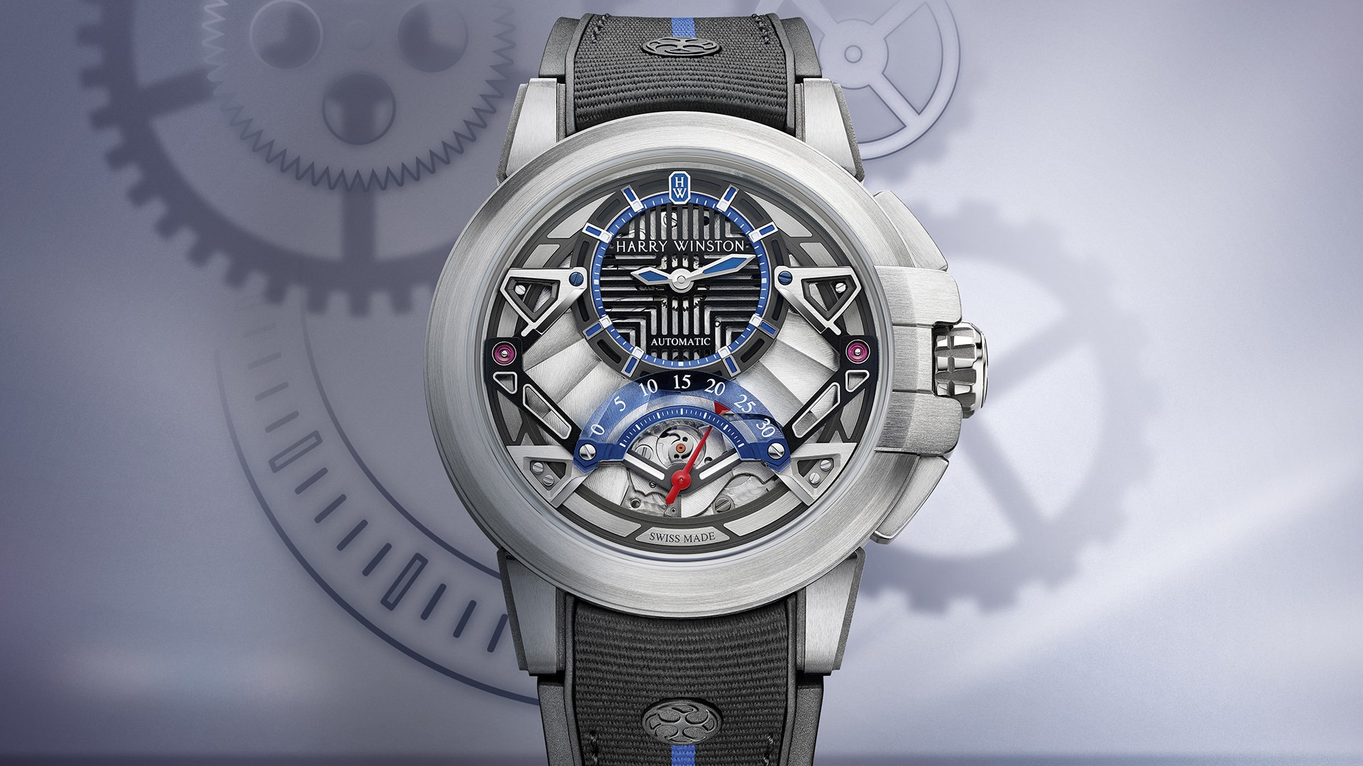 Harry Winston Project Z14 Limited Edition Watch