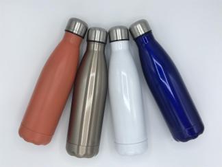 Bouteille isotherme INOX 500ml pour l'infusion du safran