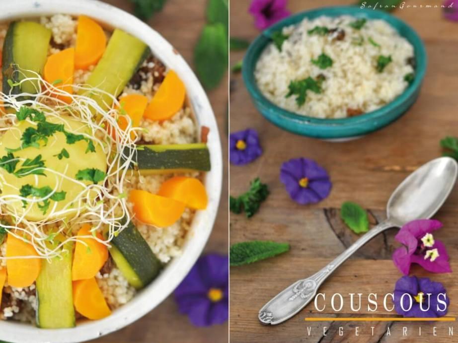 Couscous Végétarien