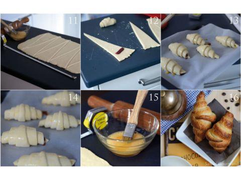 Croissants : Nature ou Confiture ?