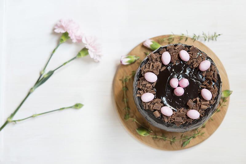 Gâteau aux Trois Chocolats
