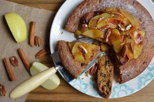 Moelleux aux Pommes et Carottes