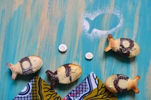 Moelleux Choco/Vanille du 1er Avril !!