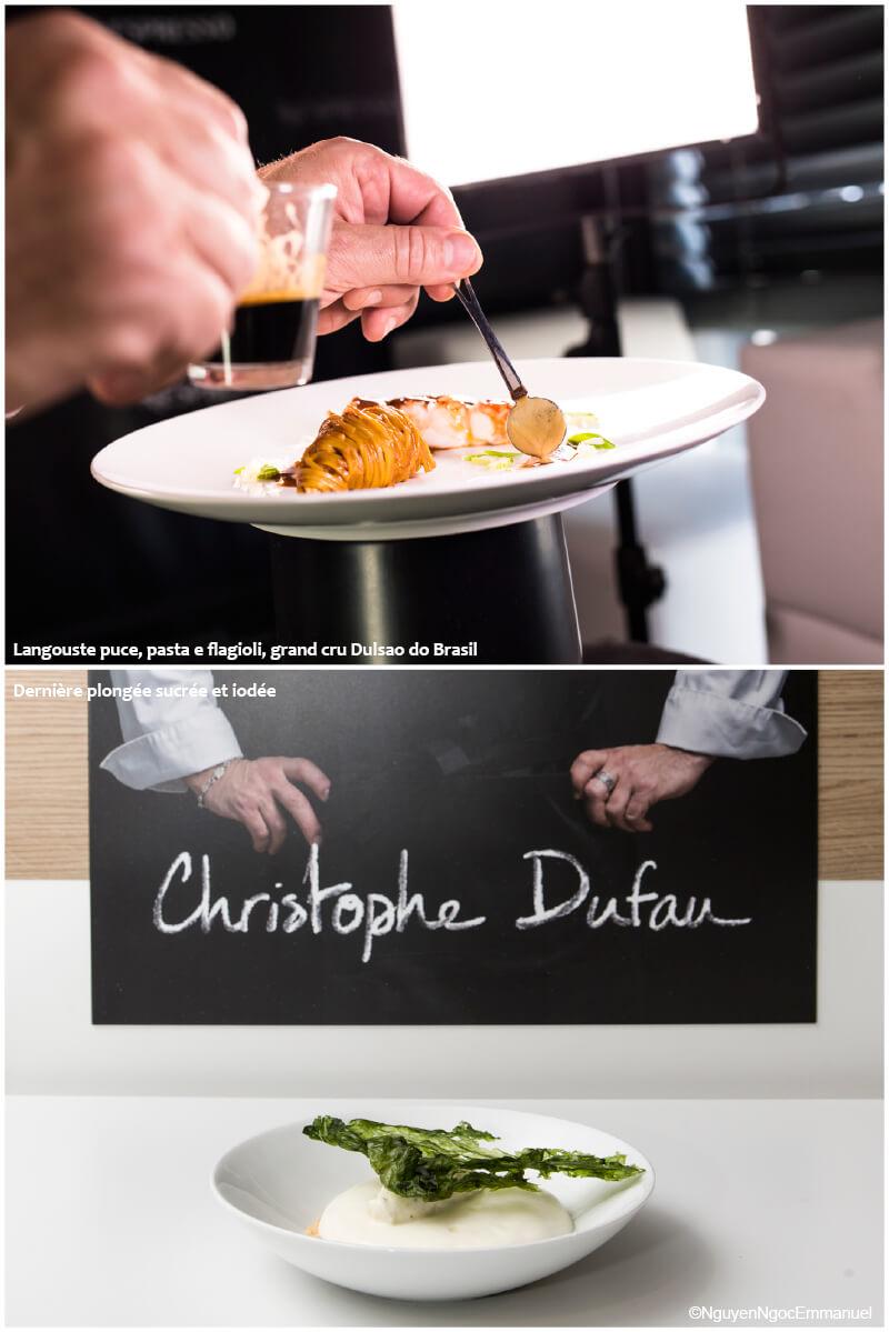 Nespresso Plage : Rencontre avec le Chef Christophe Dufau