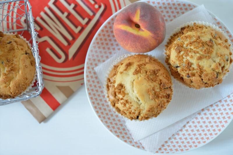 Muffins au Chocolat et Bananes Croquants