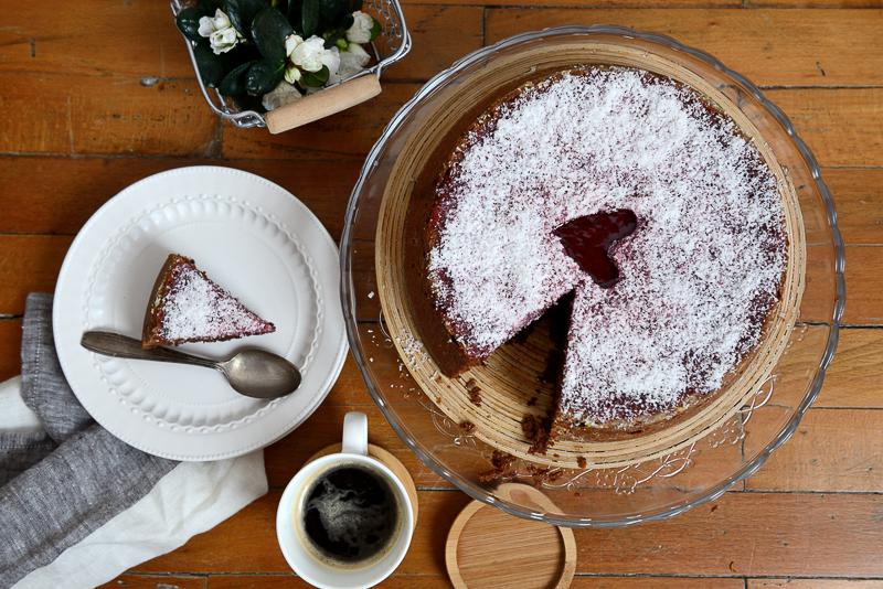 Gâteau Coco des Îles