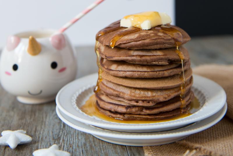 Pancakes aux Epices