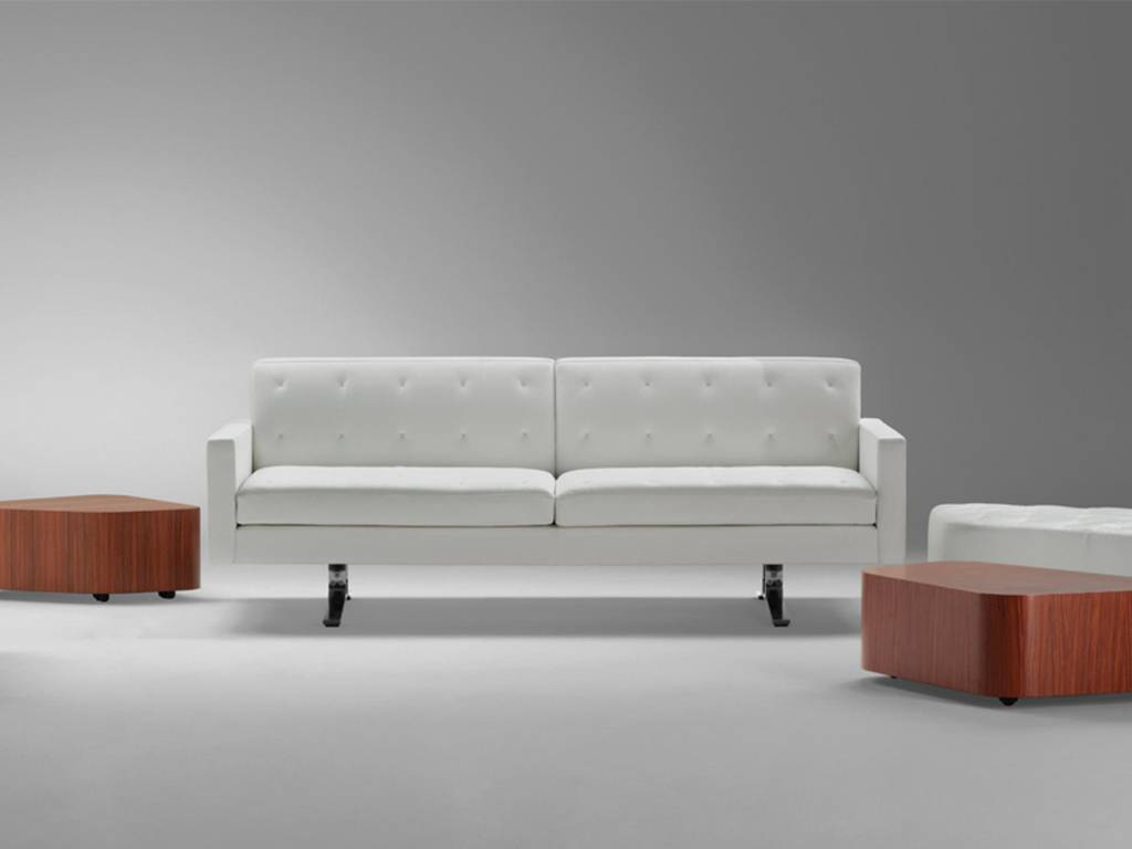 The design of Poltrona Frau Sofas and Armchairs Sag80