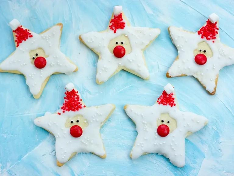 Christmas Baking With Kids Saga