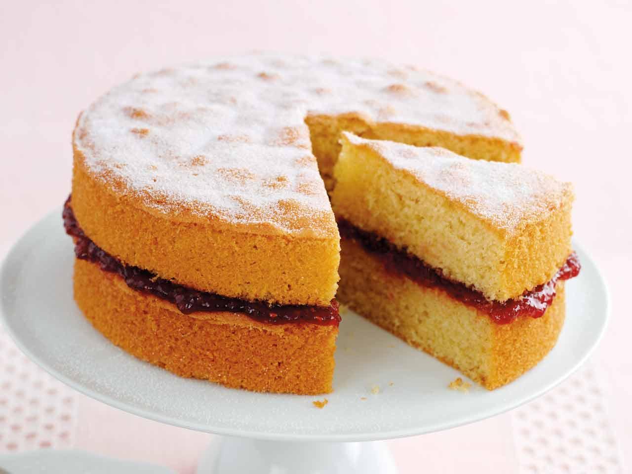 9 Easy Cake Recipes Saga