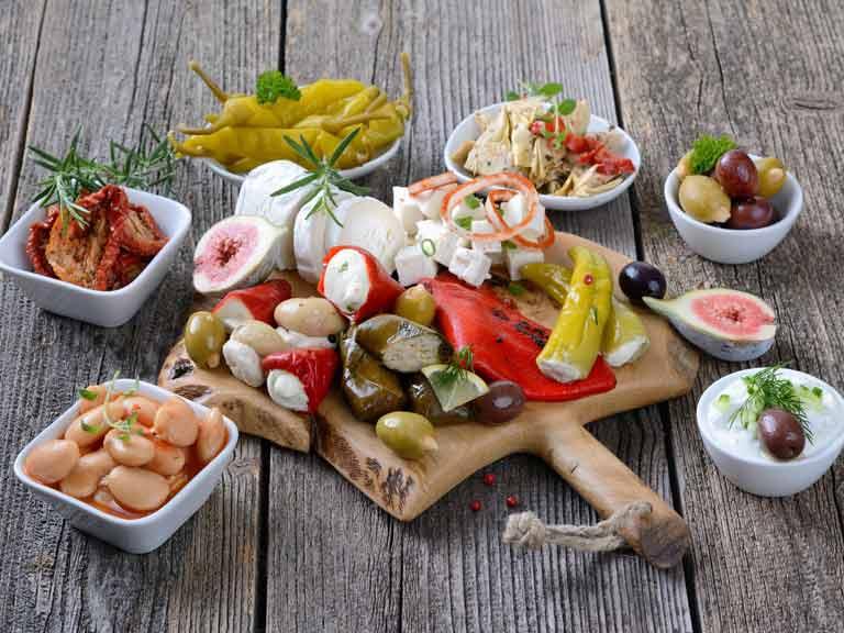 Top Ten Greek Foods