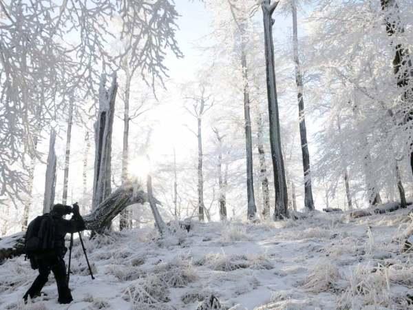 Stunning Landscape Photography Winter