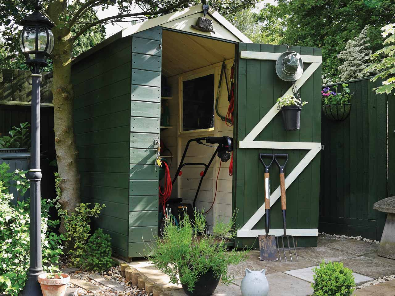 hight resolution of garden shed faq