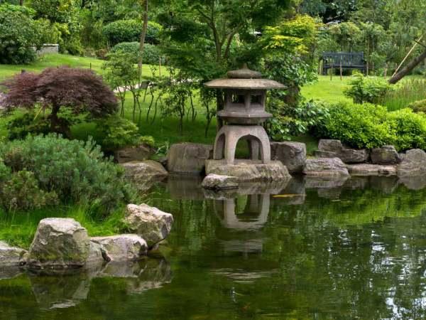 create japanese garden