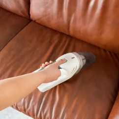 How To Clean Leather Sofas Big Pillows For Sofa Saga Cleaning A