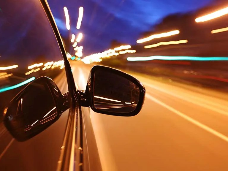 Wallpaper Accident Cars How To Stay Safe Driving At Night Saga