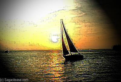 Sailing Off Course To Get Ahead