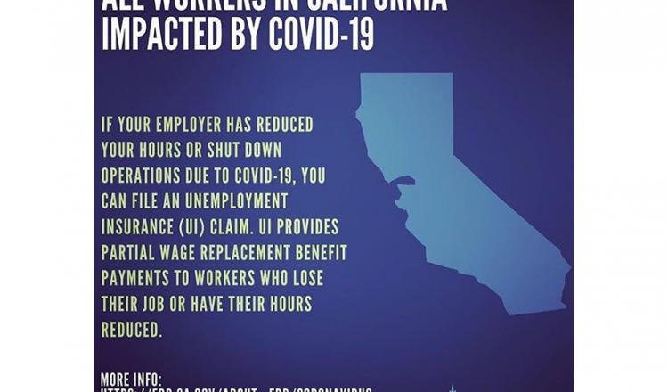 California Unemployment Insurance and COVID-19 | SAG-AFTRA