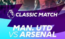 Classic Match - Manchester United vs Arsenal 15/16