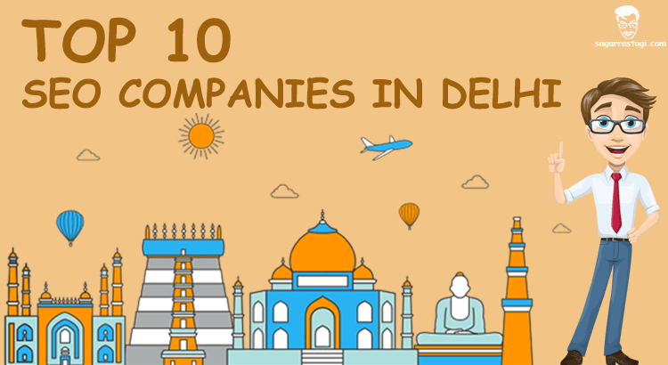 top 10 SEO companies in Delhi