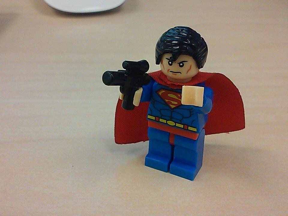 Superman Lego Tools
