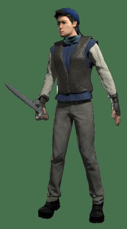 Simon Character