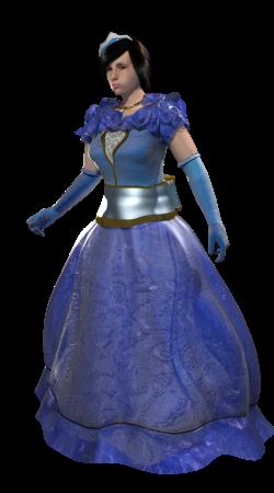 Tiffany Character
