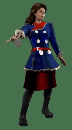 Mary Character