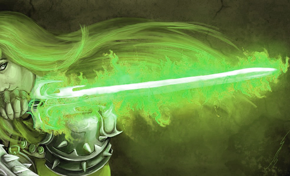 Can Booming Blade and Green-Flame Blade used with a whip? | Sage