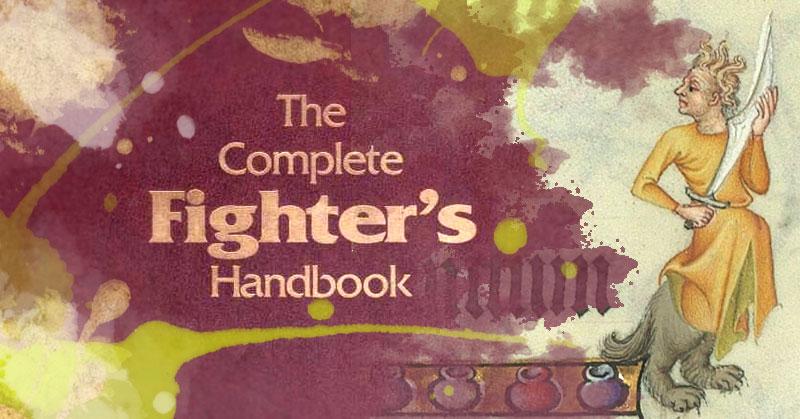 The Complete Bard Fighter Handbook Sage Advice D D