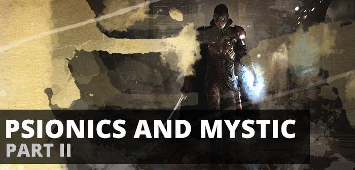 Psionics of Unearthed Arcana | Sage Advice D&D