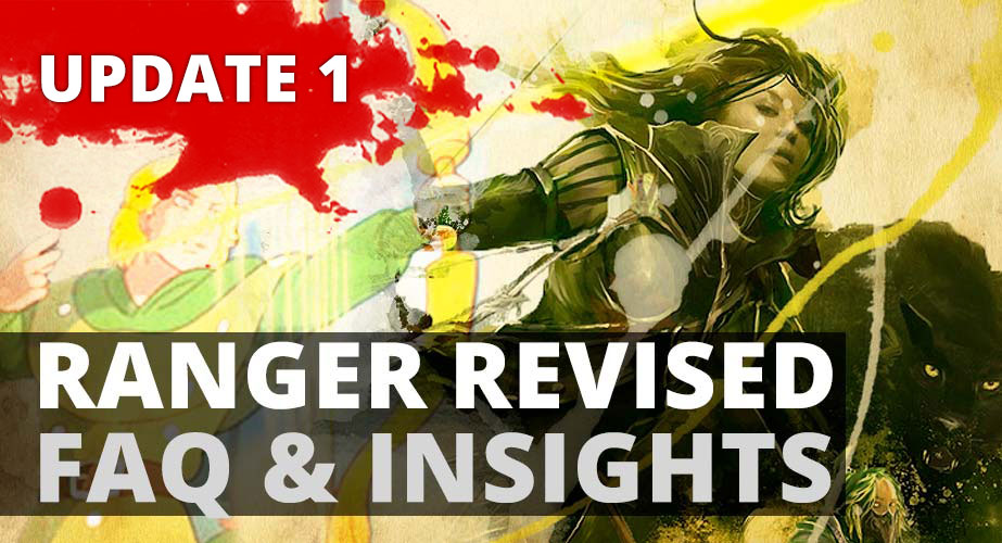 Ranger revised – FAQ & Insights | Sage Advice D&D
