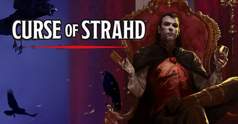 curse of strahd | Sage Advice D&D