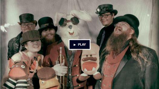 Velveteen Band Kickstarter video