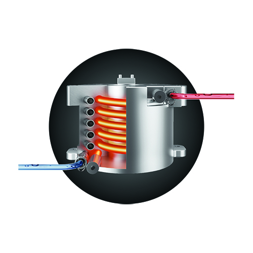 the Barista Express™ Espresso in Brushed Stainless Steel hands-free operation